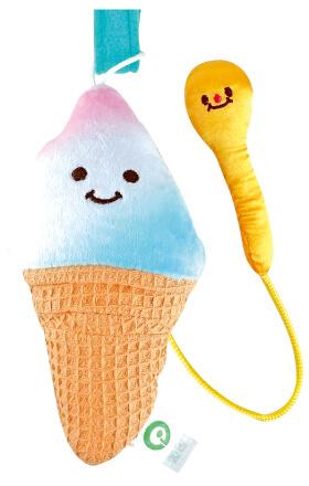 ふわふわ ソフトクリーム