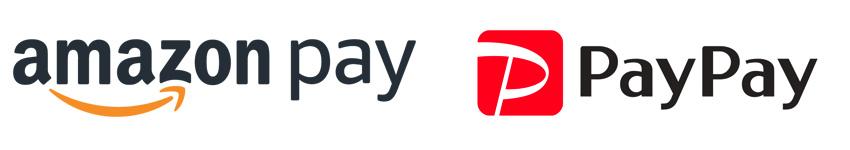 PayPay/amazon Pay/