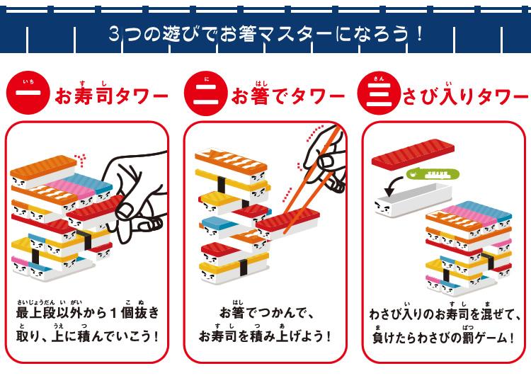 寿司ゲーム バランスゲーム